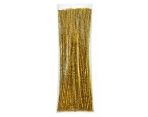 Modelovací dráty 30cm, 100ks- zlaté