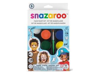 Obličejové barevy Snazaroo - modrá