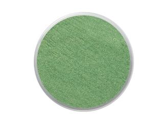 Barva na obličej třpytivá18ml- zelená světlá