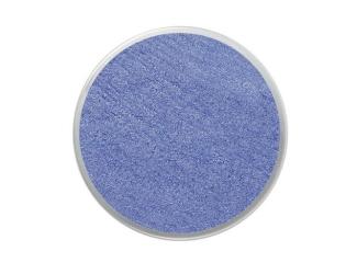 Barva na obličej třpytivá18ml- modrá