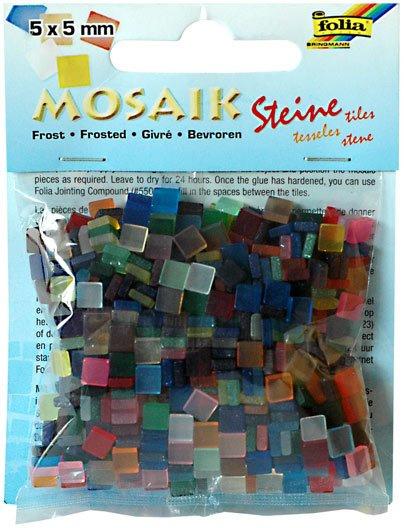 Mozaika ledová mix barev 5x5mm