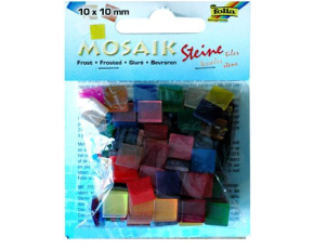 Mozaika ledová mix barev 10x10mm