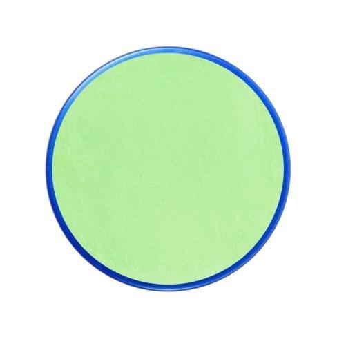 """Barva na obličej 18ml - zelená světlá - """"Pale Green"""""""