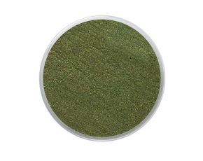 Barva na obličej třpytivá18ml- zelená tmavší