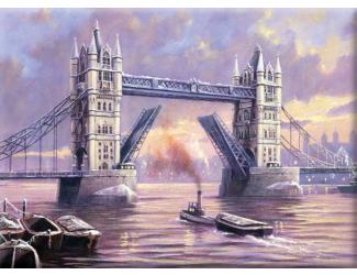 Malování podle čísel- Tower Bridge