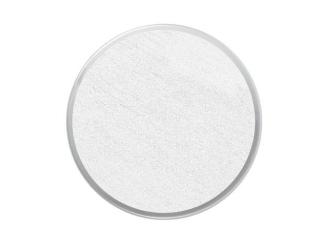 Barva na obličej třpytivá18ml- bílá