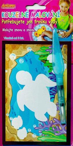 Kouzelné malování vodou, v boxu 18 ks, zadejte počet kusů, cena je za 1ks