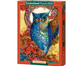 Puzzle Castorland 1500 dílků - Sova