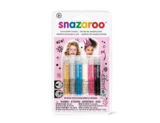 Tužky na obličej - 6 barev dívčí