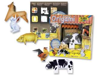 Velká sada Origami- Farma