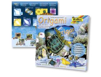 Velká sada Origami- Mořský svět