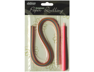 Papírové proužky - QUILLING