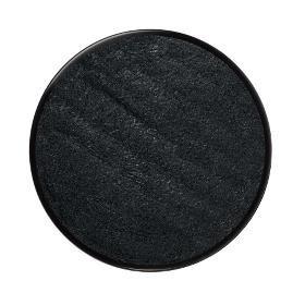 Barva na obličej metalická18ml - černá