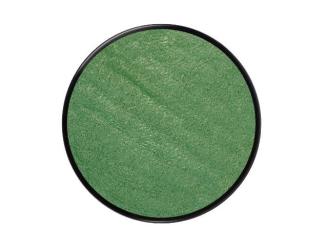 Barvy na obličej SNAZAROO metalické 18ml - zelená