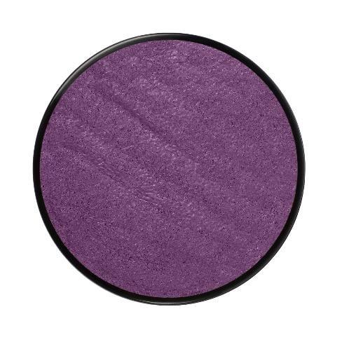 Barvy na obličej SNAZAROO 18ml metalické - fialová