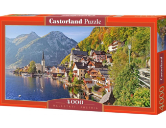 Puzzle Castorland 4000 dílků - Hallstatt
