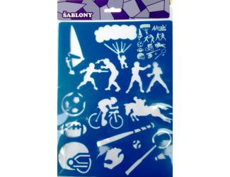 Šablona - sport