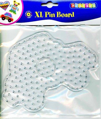 Deska pro zažehlovací korálky XL - auto