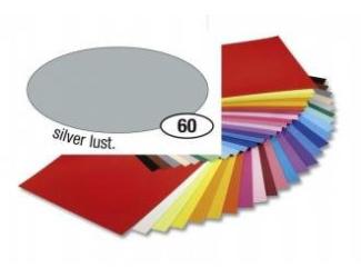 Barevný papír 130g A4 - Stříbrný matný, 1ks