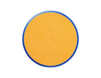 """Barva na obličej 18ml - oranžová-odstín """"Ochre Yellow"""""""