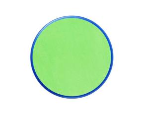 "Barva na obličej 18ml - zelená-odstín ""Lime Green"""