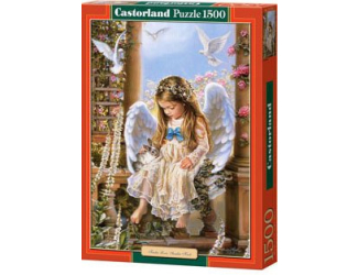 """Puzzle Castorland 1500 dílků - Kopie """"Tender Love"""", Sandra Kuck"""