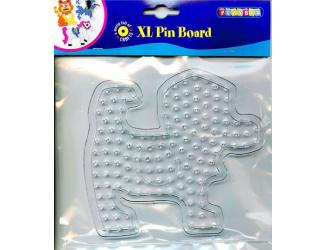 Deska pro zažehlovací korálky XL- pes