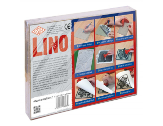Lino 10ks 20,3 x 15,2 cm
