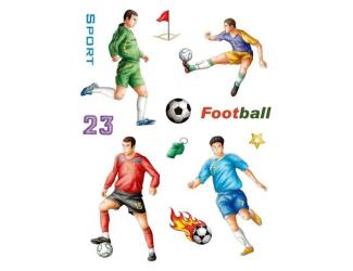 Razítka -fotbal