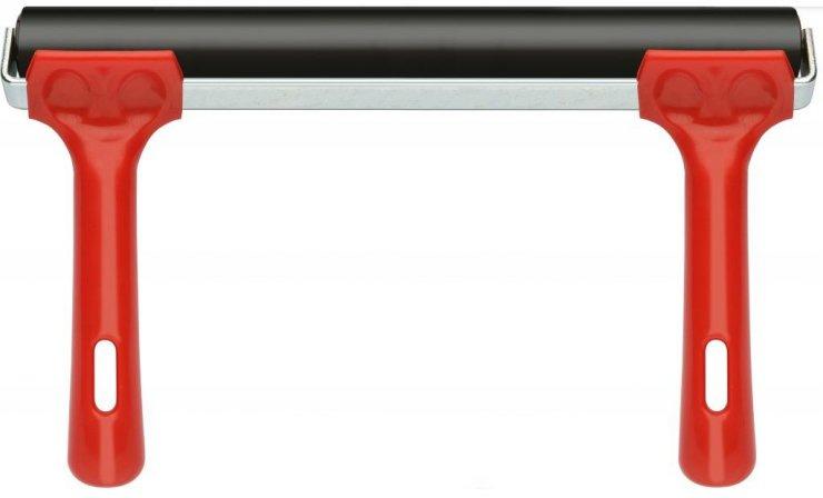 Váleček na linoryt, gumový 25cm