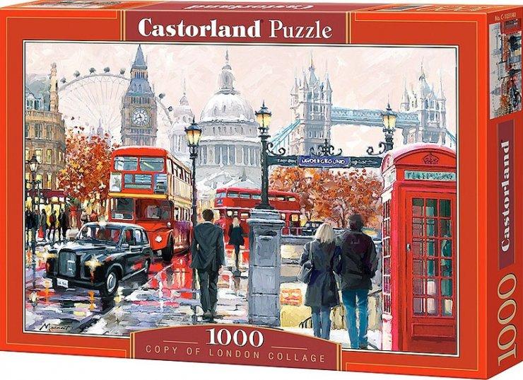 Puzzle Castorland 1000 dílků - London