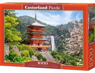 Puzzle Castorland 1000 dílků - Japonsko.