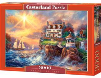 Puzzle 3000 dílků- Pod slunečním třpytem