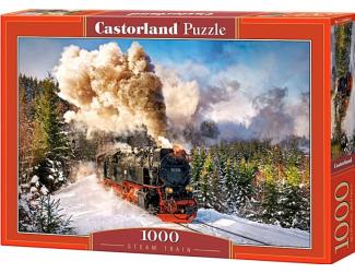 Puzzle 1000 dílků-  Vlak 99236