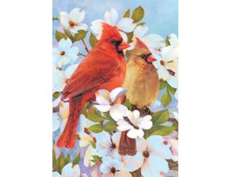 Malování podle čísel PASTELKAMI - Ptačí pár