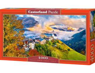Puzzle Castorland 4000 dílků - Santa Lucia, Italie