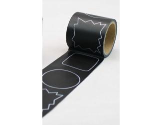 Tabulové pásky s rámečky - 50mmx5m