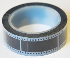 Tabulové pásky - 15mmx5m filmový pás