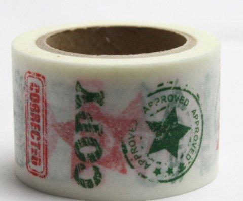 Dekorační lepicí páska - WASHI pásky-1ks COPY