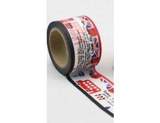 Dekorační lepicí páska - WASHI pásky-1ks Londýn