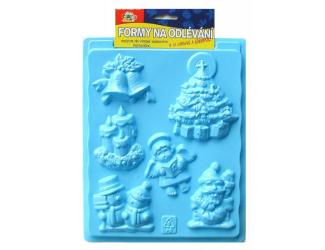 Forma na odlévání - Vánoce