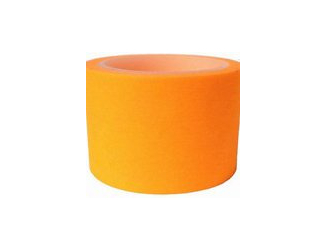 Páska na poznámky NEON - oranžová 50mm x5m