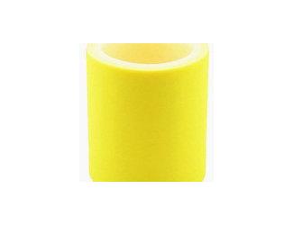 Páska na poznámky NEON - žlutá 50mm x5m
