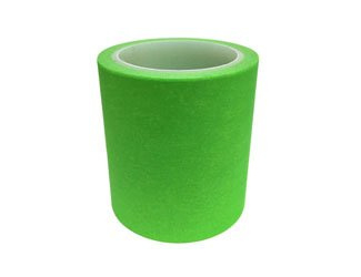 Páska na poznámky NEON - zelená 50mm x5m