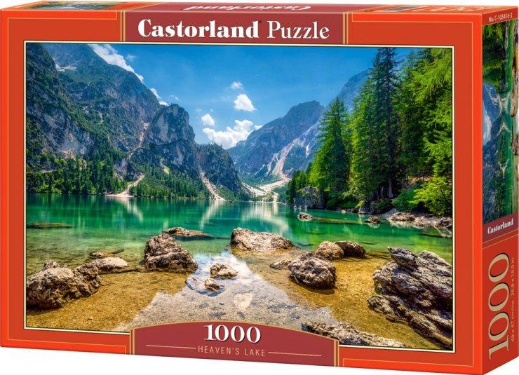 Puzzle Castorland 1000 dílků - Kouzelné jezero