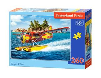 Puzzle 260 dílků- Hydroplán