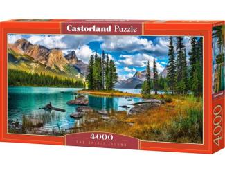 Puzzle 4000 dílků - Čistá příroda