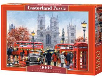 Puzzle 3000 dílků- Westminster Abbey