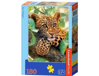 Puzzle 180 dílků - Malý lovec