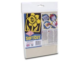 Lino Softcut  20 x 15 cm - 2 ks